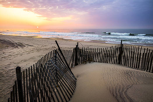 Southampton Morning Beach Walk by Ryan Moore
