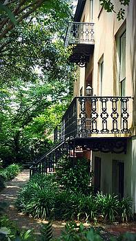 Southern Charm in Savannah  by Paul Wilford