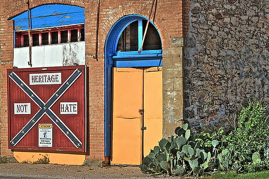 Southern Heritage II by Terry Hollensworth-Rutledge