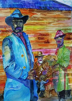 Southern Peddlers by Jack Donahue