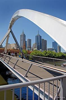 Robert Lacy - Southgate bridge