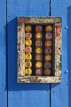 Sandra Bronstein - Southwest Door Detail