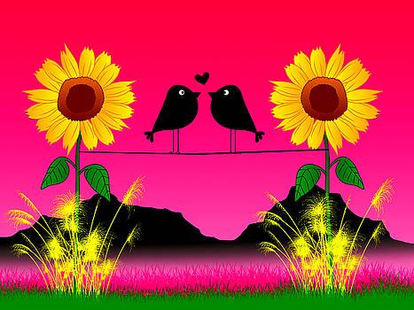 So....We're Birds then..... by Peter Stevenson