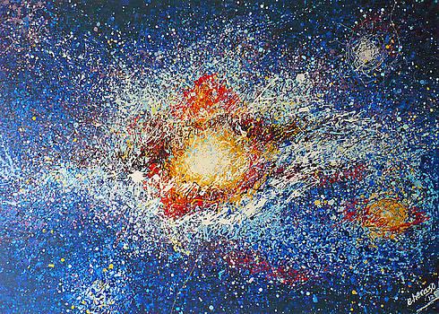 Spacelandscape1 by Ericka Herazo