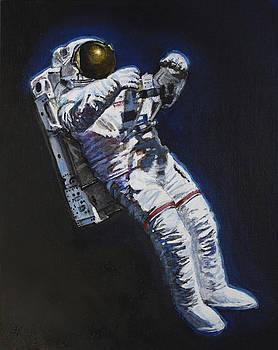 Spacewalk 2 by Simon Kregar