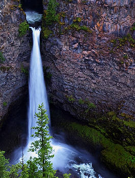 Spahats Falls by Robert Pilkington