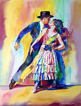David Lloyd Glover - SPANISH DANCE