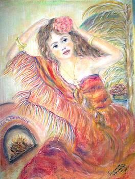 Spanish Dancer by Suzanne Reynolds