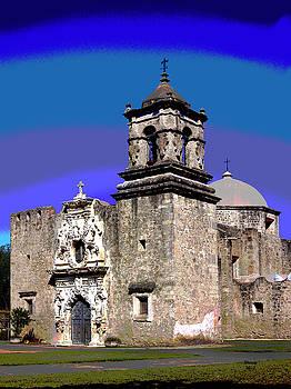 Spanish Million San Antonio by Charles Shoup