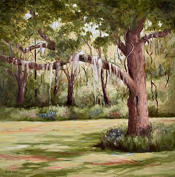 Spanish Moss by Glenda Cason