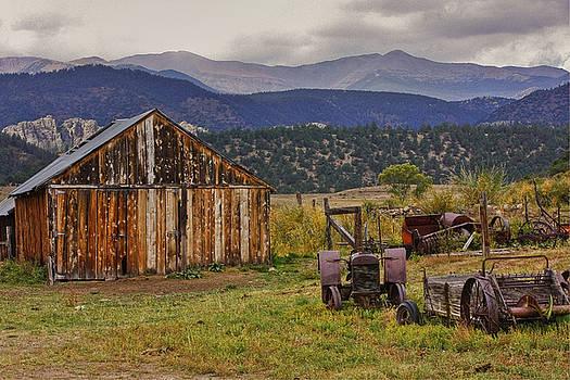 Spanish Peaks Ranch 2 by Charles Warren