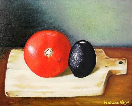 Spanish Still Life by Monica  Vega
