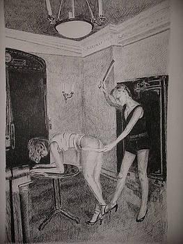 Spanking by Kim Philipsen