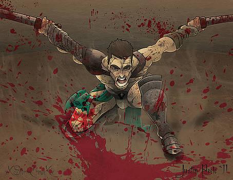 Spartacus by Justin Peele