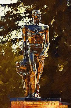 Sparty by Paul Bartoszek