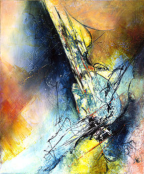 Spectre by Francoise Dugourd-Caput