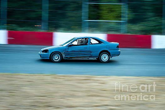 Speeding up by Wayne Wilton