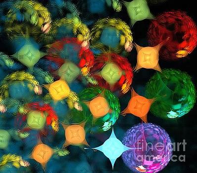 Sphere Stars by Kim Sy Ok