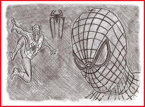 Spiderman by Chris DelVecchio