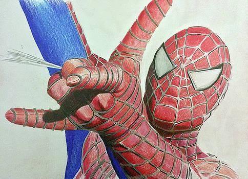 Spiderman by Michael McKenzie
