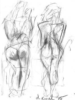 Spine Study  by Drew Eurek
