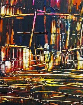 Spinning Yarns by Janice Nabors Raiteri