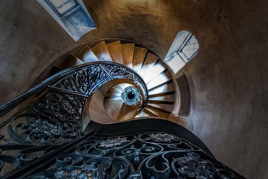 Spiral Eye by Mark Cranston