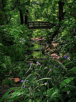 Spirit Bridge 2 by William Horden