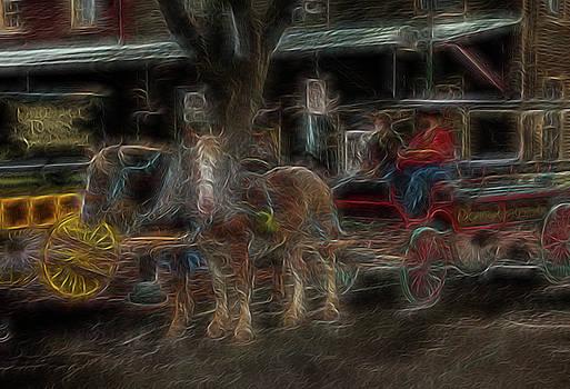 Spirit Carriage 3 by William Horden