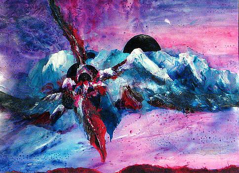Spirit by Janice Nabors Raiteri