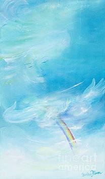 Spirit of air by Barbara Klimova