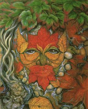 Spirit of Autumn by Wayne Pruse
