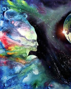 Spirit of Creation by Sevan Thometz