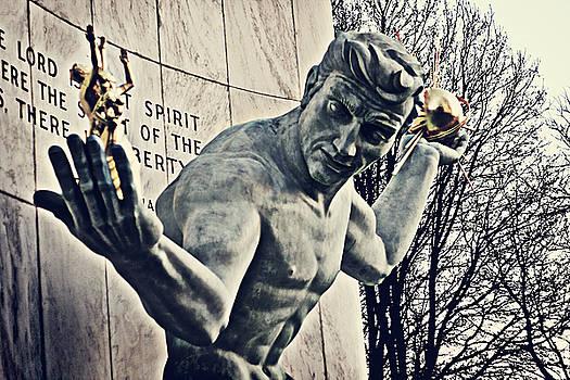 Spirit of Detroit by Alanna Pfeffer
