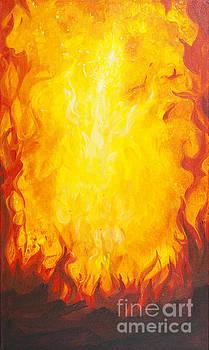 Spirit of Fire by Barbara Klimova