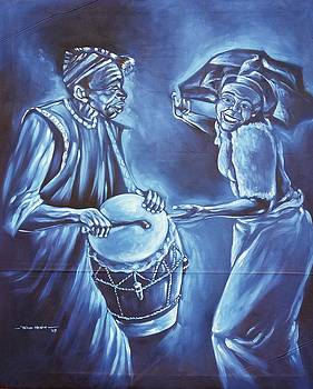 Spirit of the Drummer by Eziagulu Chukwunonso