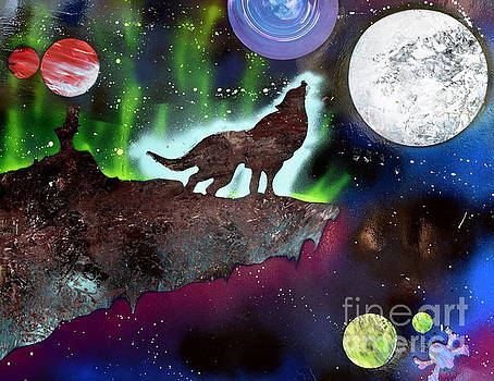Spirit of the Wolf by Justin Moore