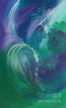 Spirit of Water by Barbara Klimova