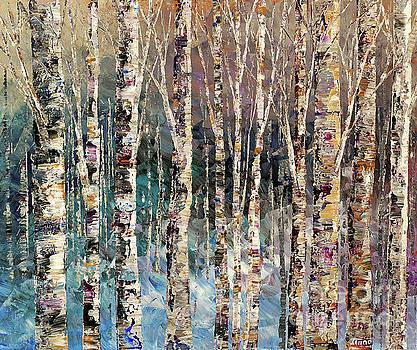 Spirit of Winter by Tatiana Iliina