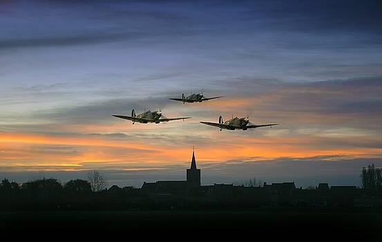 Spitfire Trio  by Jason Green