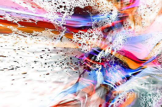 Splatter 2 by Margie Chapman