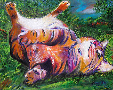 Splendor in the Grass by Andrea Folts
