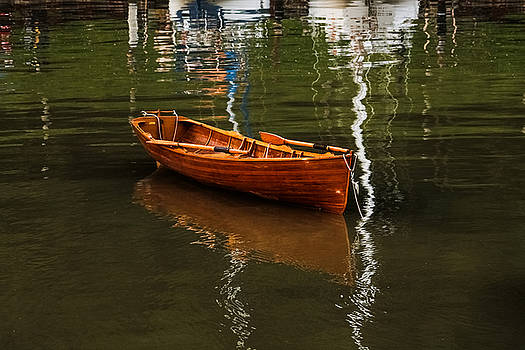 Red Boat by Karl Anderson