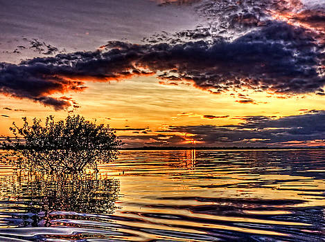 Splitting Sun by Kim Shatwell-Irishphotographer