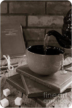 Spot of Tea by Deborah Klubertanz