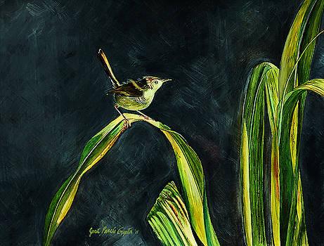 Spotlight Painting by Janet Pancho Gupta