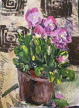 Spring Bliss by Sherry Harradence