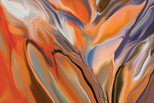 Spring Bloom by Rabi Khan