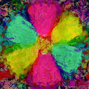 Spring Floral by Susan Leggett