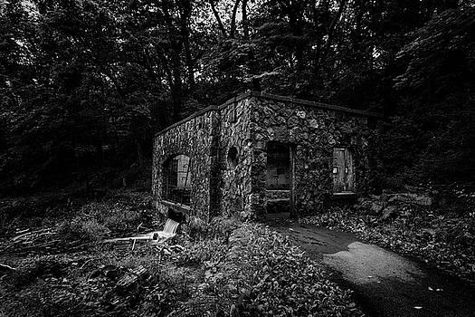 Spring House by CJ Schmit